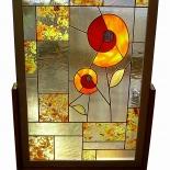 Cléa Timpani réalise vos décorations en vitrail