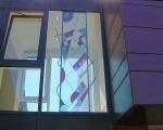7 Kandinsky baie vitrée - Vitrail Tiffany et fer forgé.JPG