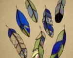 plumes en bleu.JPG