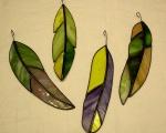 plumes en Vert.JPG